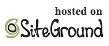 Hosted on Siteground